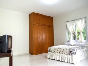 kamar tidur guest house