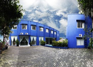 "hotel termurah di jakarta ""HOUSE OF EVA"""