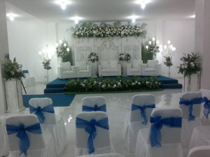 Dekorasi Pernikahan Terbaru House of Eva 2014