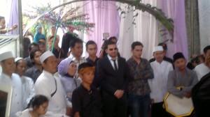 Pesta Pernikahan tgl 14 juni 2014 Nalina & Ahmat